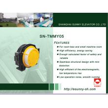 Тяговая машина для лифта (SN-TMMY05)