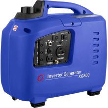 Générateurs d'onduleur numériques à alternance de générateurs d'essence de nouveau système monophasé à CA 800W avec EPA