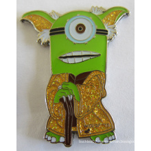 Minions Kids′ Metal Brooch Pin as Promotional Gift (badge-191)