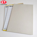 Papier bloc-notes couverture Daily Planner bloc-notes Logo personnalisé