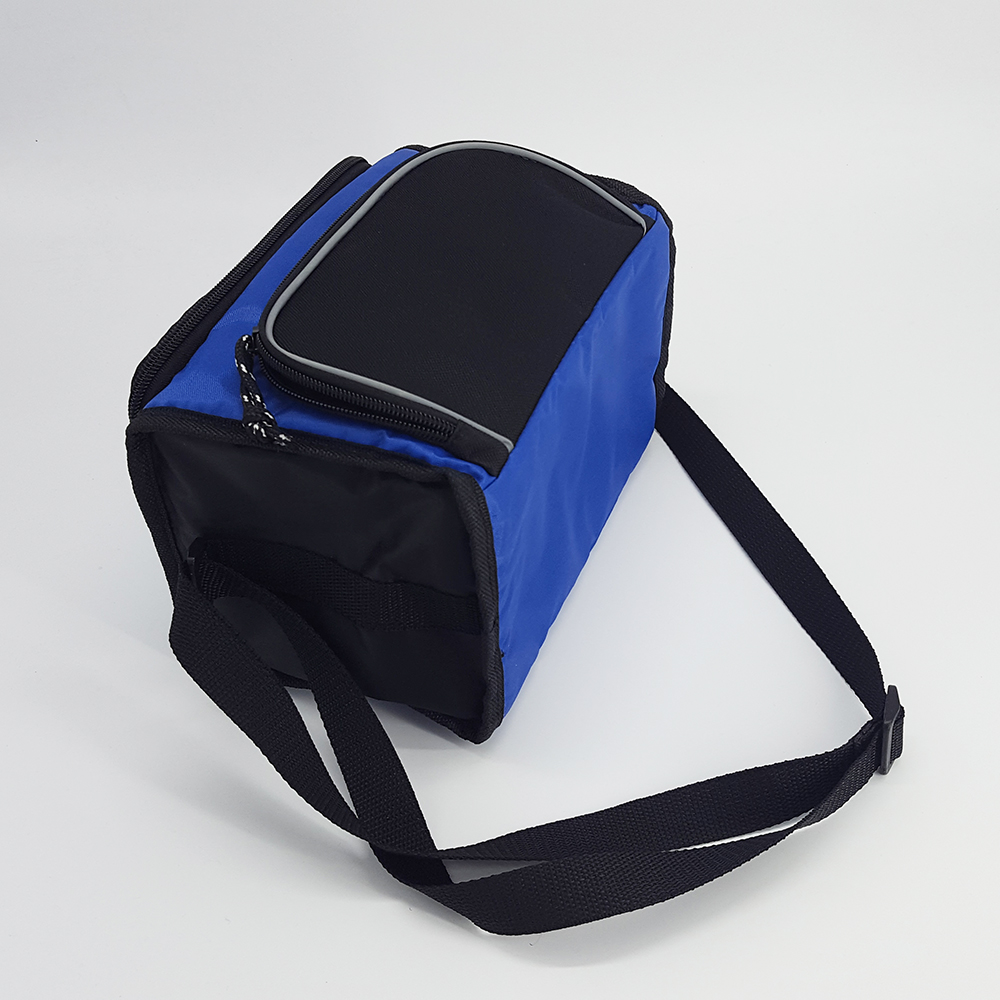 Small pack picnic insulated portable cooler bag