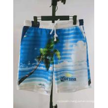 printed summer beach mens swimming boxer shorts