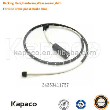 Датчики Kapaco Disc Brake Pad 3435411757 Для тормозных колодок BMW, BENZ, RANGE ROVER, OPEL, VOLKSWAGEN