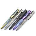 Competitive price metal survival multi color ball pen