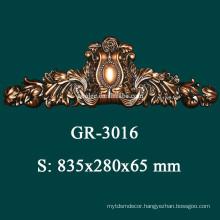 Polyurethane Decoration Products Veneer Accessory