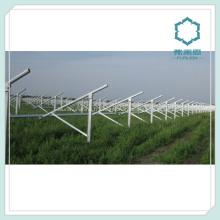 Profil en aluminium extrudé pour Rail panneau solaire