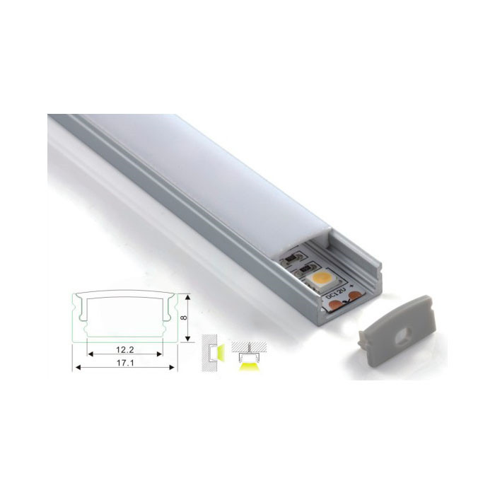 Configurable White Linear Light