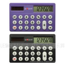 Calculadora de tamaño de tarjeta de crédito dual de energía (LC536)