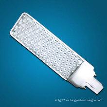 El surtidor de China g24 el poder más elevado llevó la lámpara 220v 5w 102leds del pl con CE RoHS
