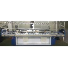 100 pouces Machinerie à tricoter à plat informatisé Utilisation Pull / Cap