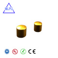 Logo Laser Marking Thread-Rolled Nickel Plated CNC Parts