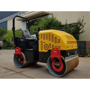1000 Kg Ride On Vibration Road Roller
