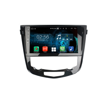 2 din car stereo per Qashqai AT 2013-2016