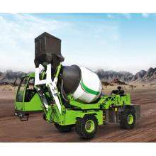 Venda quente 4CBM auto betoneira betoneira