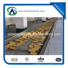 Conveyor Belt Chain Driven Belt (stainless steel)