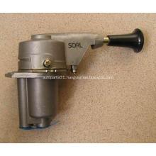 Kamaz hand brake valve