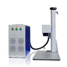 Fiber Laser Marking Machine For Label Printing 3D Metal Fiber Laser Marking Machine 100w fiber laser marking machine