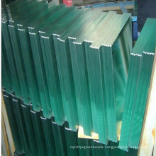 Decorative Armoured/Toughened/Tempered/Float Glass for Fence Glass
