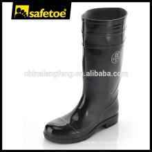 Shining PVC boots,fashion gum boots,long rain boots W-6039