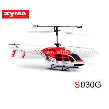 Helicóptero SYMA S030G de 3 canales - helicóptero Bell 206 que vende productos
