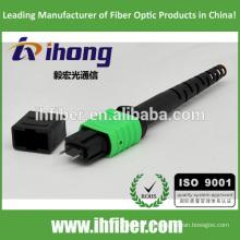 Conector MPO de fibra óptica