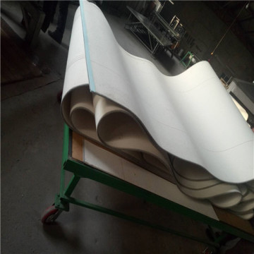 Courrugating Belt Conveyor Belt