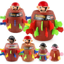 Novelty Kids Funny Lucky Game Tricky Pirate Barrel Game