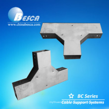 Stainless steel raceway cable tray cable trunking size