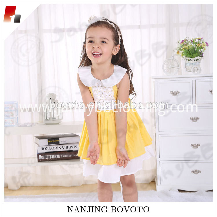 girl cotton dress
