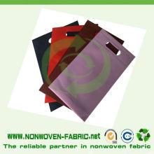 China Fábrica de suministros no tejidos bolsos