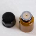 5мл 10мл янтарного теста стекла эфирное масло бутылка пробирки