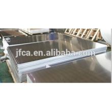 Mill finish aluminum roofing sheet 6061 t651 stock