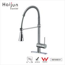 Produtos Haijun 2017 para importar torneira de recipiente de lavagem de cozinha Single Handel