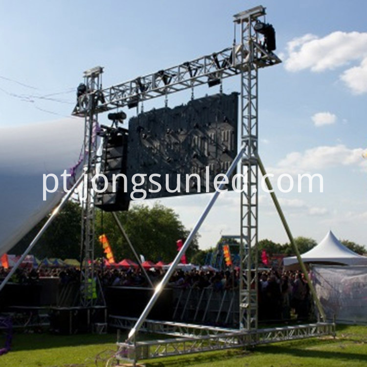 Outdoor Rental Led P5 5