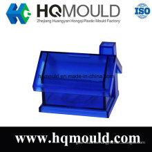 Molde plástico de la caja del ahorro del dinero del PVC de la casa de Hq