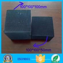 Водонепроницаемость соты активированный уголь для воздушного фильтра