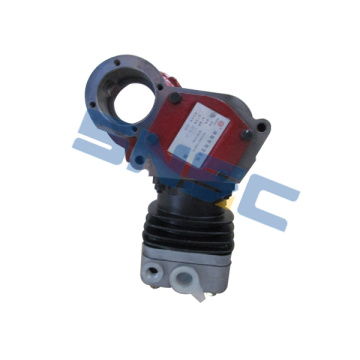 Sinotruk Engine Parts AZ1560130070 compresor de aire SNSC