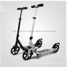 Kick Scooter with 200mm PU Wheel (YVS-001)