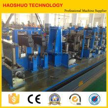 Stahl / galvanisiertes Stahlrohr, das Maschine herstellt