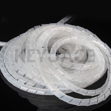 Customized Professional Plastic PE Spiral Wrapping Band