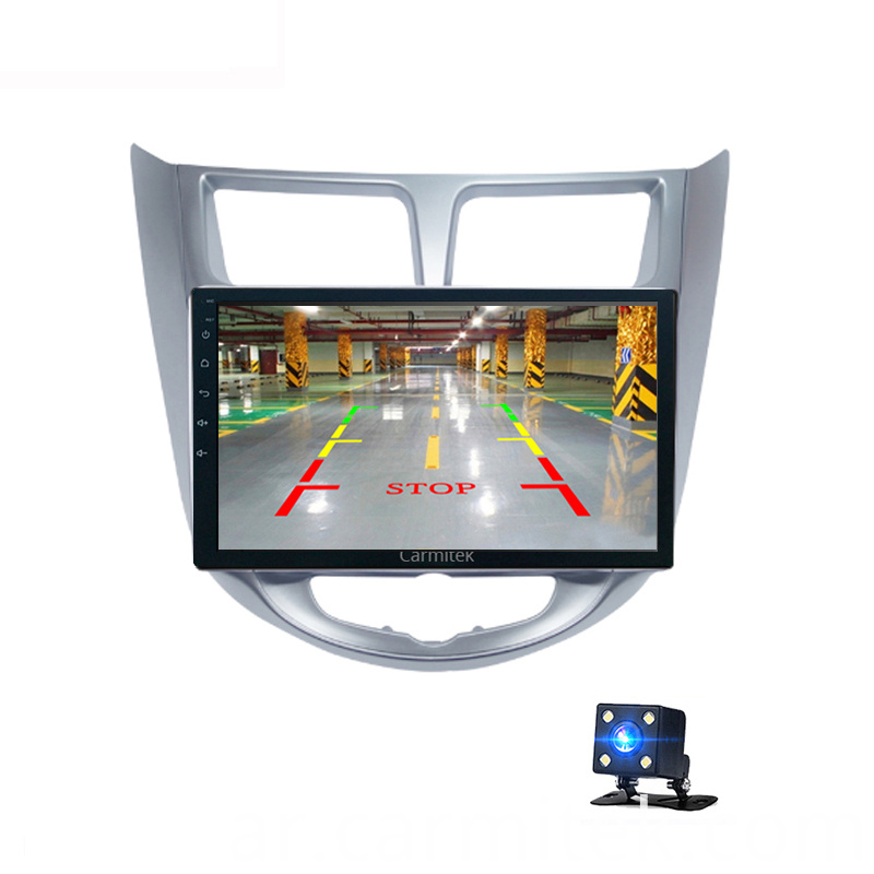 android car dvd for Hyundai Verna