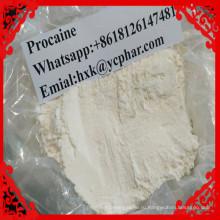 Новокаин порошок обезболивания местный Анестетик дает наркотики КАС 59-46-1 Прокаин