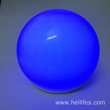 300mm 16 colors Solar Power LED Ball Lighting