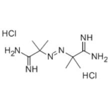 2,2'-Azobis(2-methylpropionamidine) dihydrochloride CAS 2997-92-4