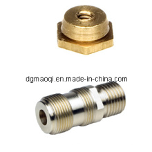CNC-Gewinde-Drehteil & CNC-Drehmaschine & Automotive-Teil (MQ039)