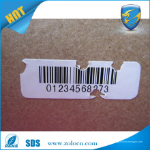 Etiqueta Fragile Personalizada, Adesivos Auto-Aderentes, Impressão a cores completas Etiquetas de Etiquetas de Etiqueta de Segurança de Vinil Destrutivas de Casca de Ovo