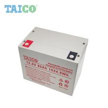 Hotsale Energy Lithium LifePO4 Battery 12.8V 75ah Solar Power Storage Battery for Solar Storage