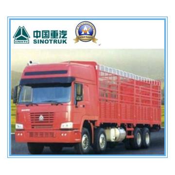 290HP Euroii Sinotruk / Cnhtc HOWO 8 X 4 Schwerlastwagen / LKW 31 Ton Zz1317m3861V