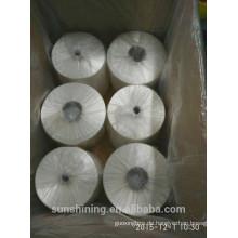120D / 30F VISCOSE RAYON FILAMENT YARN Hell Rohweiß Top Qualität In China