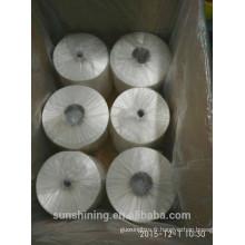 120D / 30F VISCOSE RAYON FILAMENT YARN Brillant Blanc brut De haute qualité en Chine